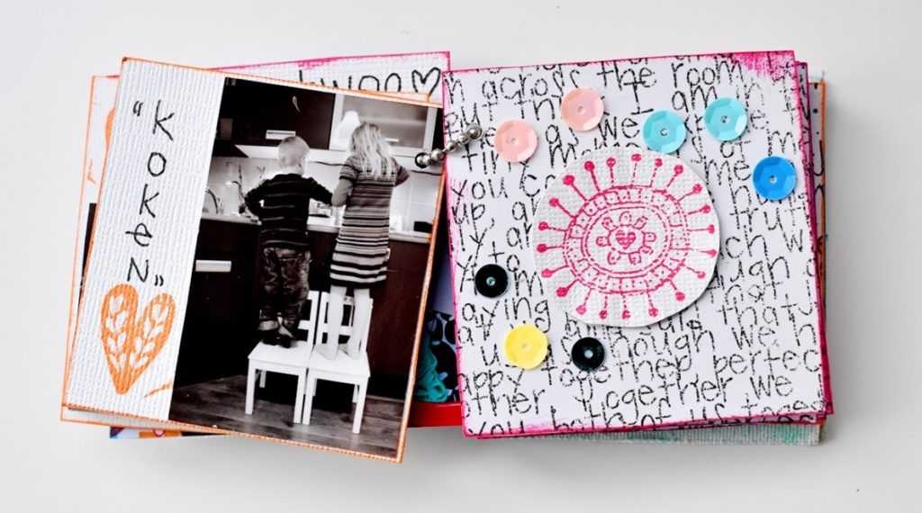 Mini Album Revlie Fimoklei