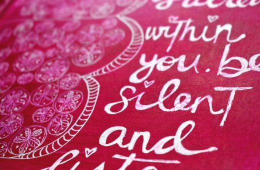 Art Journal Silent - Revlie