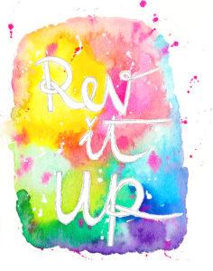 REV IT UP dare