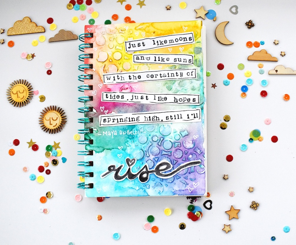 Art Journal Rise - Revlie