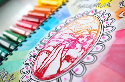 Art Journal Your Wings - Revlie