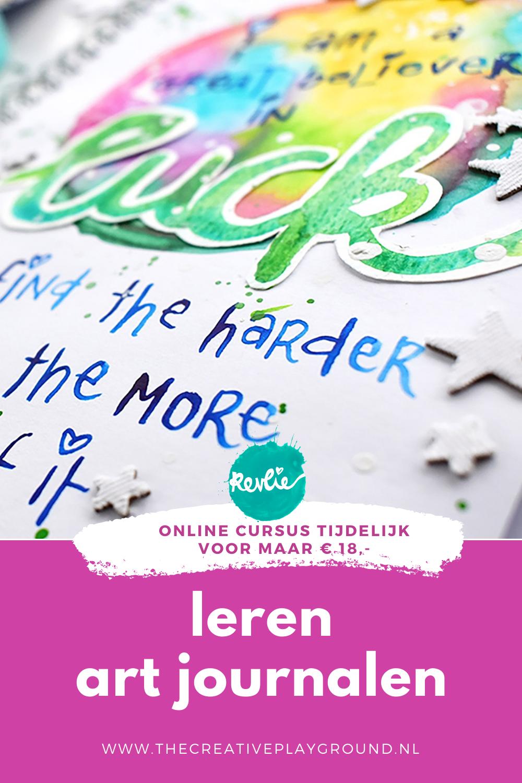 Leren_Artjournalen_Revlie_Onlinecursus
