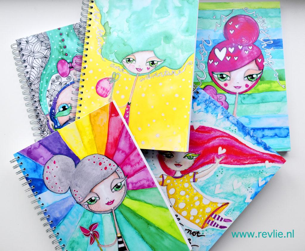 Art Journals Revlie
