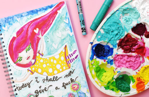 Art Journal Revlie