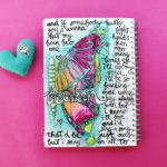 Art Journaling Tutorial Broken